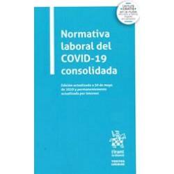 """NORMATIVA LABORAL DEL COVID-19"""" CONSOLIDADA"""